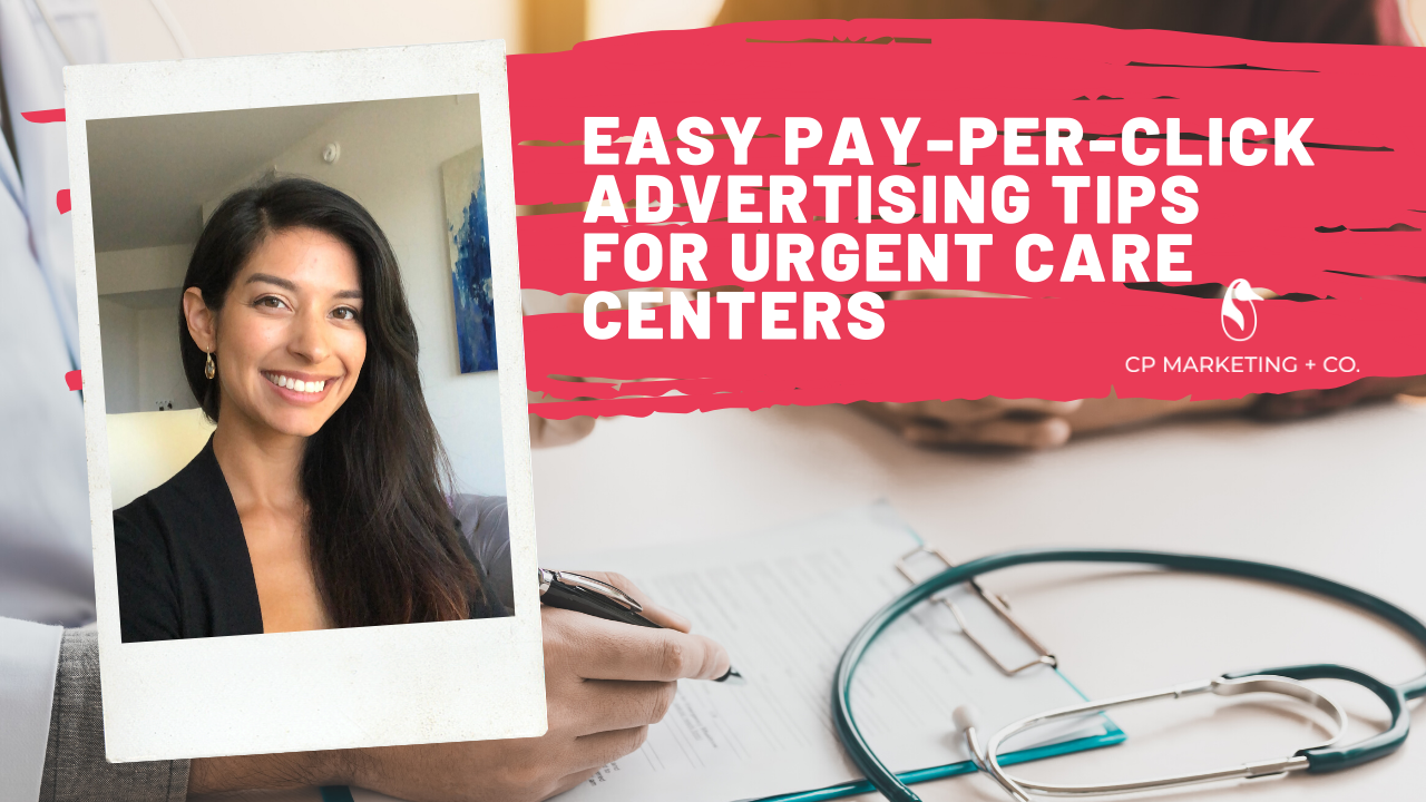 PPC tips for urgent care centers